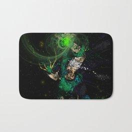 Dragon Shiryu - Rozan Sho Ryu Ha! - Black Saint Bath Mat