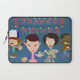 STRANGER THINGSS Laptop Sleeve