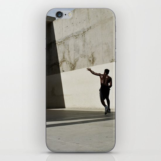 handball iPhone & iPod Skin