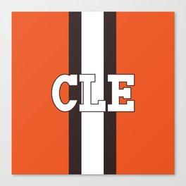 Cleveland Canvas Print