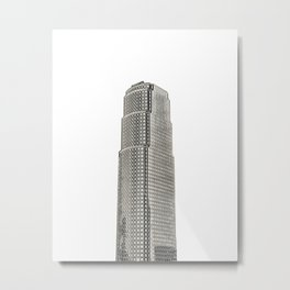Architecture: DTLA (777 Tower) Metal Print