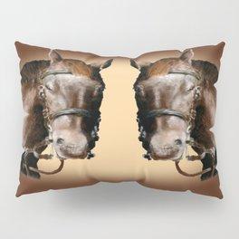 Season of the Horse - Pudding Pillow Sham