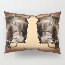 Season of the Horse - Pudding Pillow Sham
