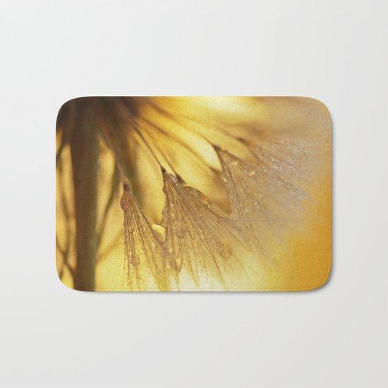 Dandelion Light Bath Mat