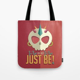 Hamlet by Shakespeare Tote Bag