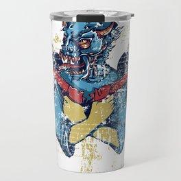 Fallen Hero Eagle Travel Mug