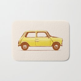 Famous Car #1 - Mini Cooper Bath Mat