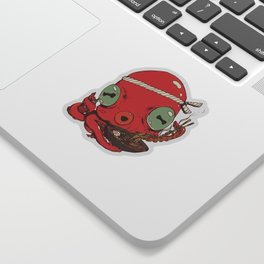 Spicy Ramen Sticker