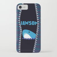 stiles stilinski iPhone & iPod Cases featuring Stiles Stilinski by smartypants