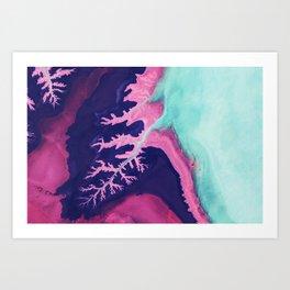 Abstruso#3 Art Print