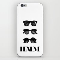 haim iPhone & iPod Skins featuring Haim by Mariam Tronchoni