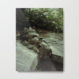 The Forgotten King Metal Print