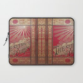 The Star of the Fairies Book Laptop Sleeve