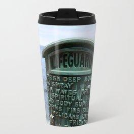 California Travel Mug