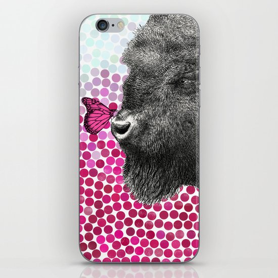 New Friends 4 by Eric Fan & Garima Dhawan iPhone Skin