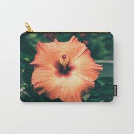 Summer Garden hibiscus Carry-All Pouch