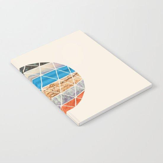 Eco Geodesic  Notebook