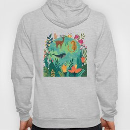Once Destroyed Nature's Beauty Cannot Be Repurchased At Any Price Hoody