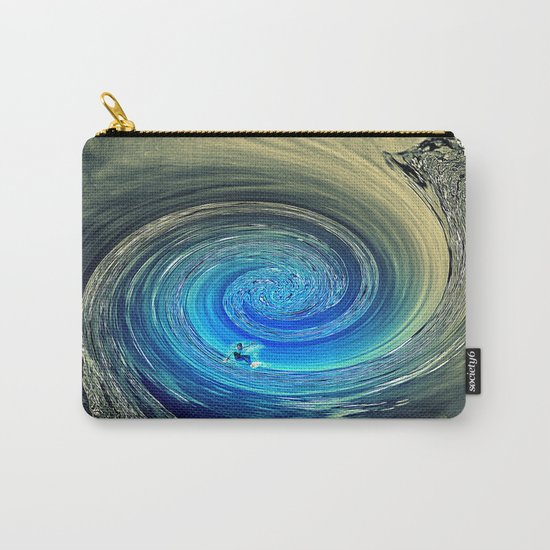 Surf Spiral Carry-All Pouch