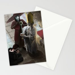Benediction of the Healing Church Stationery Cards