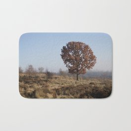Single Tree On Chasewater Heath Bath Mat