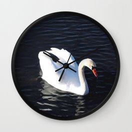 Silent Beauty Wall Clock