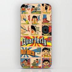 Odd Alphabet Chart iPhone & iPod Skin