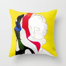 GRIM REAPER #1 Throw Pillow