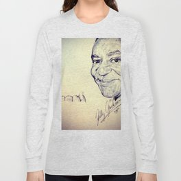 Who Ate All The Pudding? Long Sleeve T-shirt
