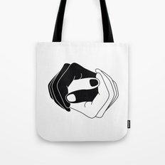 Yin and Yang Tote Bag