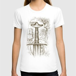 Sword of the Four Beasts T-shirt