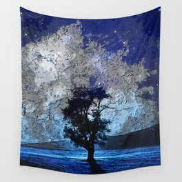 Beauty of the Universe Wall Tapestry