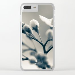 Daydreamer Clear iPhone Case