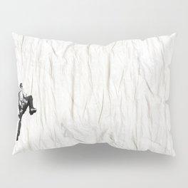 Climbing a Wrinkle Pillow Sham
