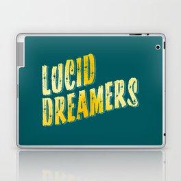 Lucid Dreamer (Gold) Laptop & iPad Skin