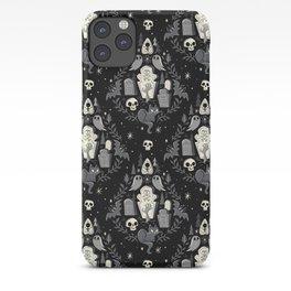 Graveyard Ghouls iPhone Case