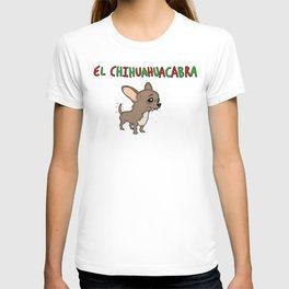 El Chihuahuacabra T-shirt
