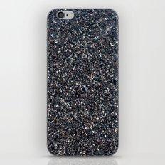 Black Sand I iPhone & iPod Skin