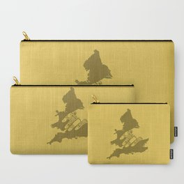 I am Married to England. -Elizabeth Carry-All Pouch
