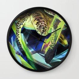 Honu 'Aumākua Wall Clock