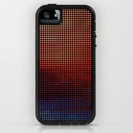 Sunset by Lars Furtwaengler | Digital Interpretation | 2013 iPhone Case