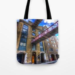 Victorian London Tote Bag