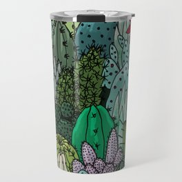 Cactus Collection Travel Mug
