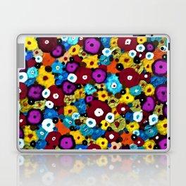Mixed Flowers Laptop & iPad Skin