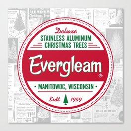 Evergleam Seal Canvas Print