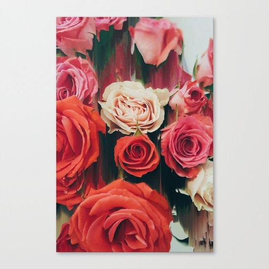 Beauty is Fleeting Canvas Print