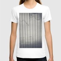 grid T-shirts featuring Grid by farsidian