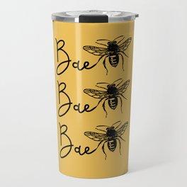 BAE Bee Baby Pun Love Travel Mug
