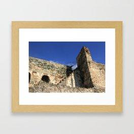 Thessaloniki V Framed Art Print