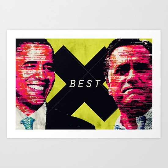 Best Art Print